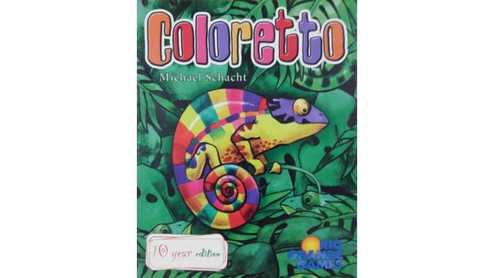 Coloretto (EN)