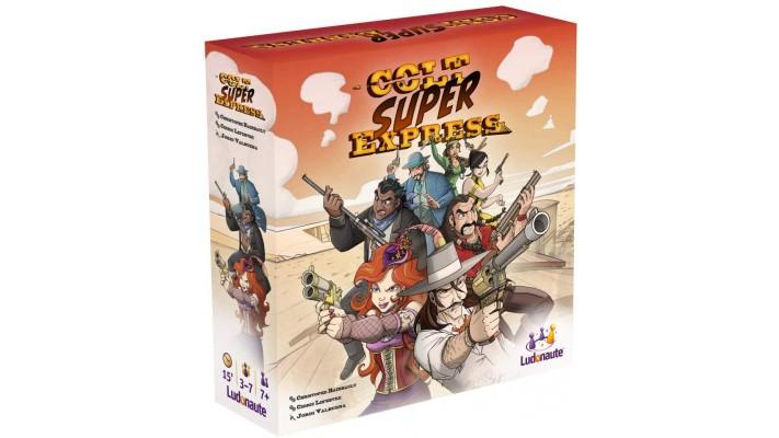 Colt Super Express (EN)