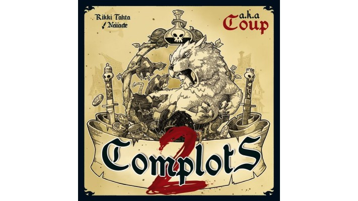 Complots 2 (FR)