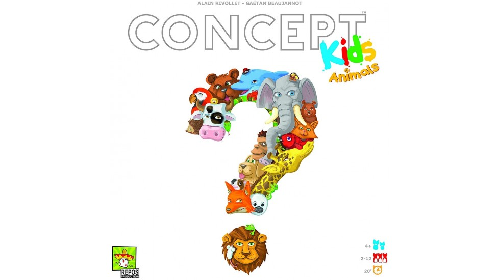 Concept Kids - Animaux (FR)