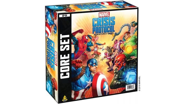 Crisis Protocol - Core Set (EN)