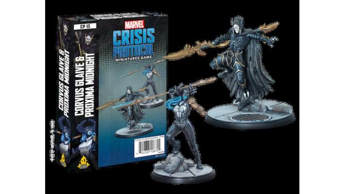 Crisis Protocol - Corvus Glaive & Proxima Midnight