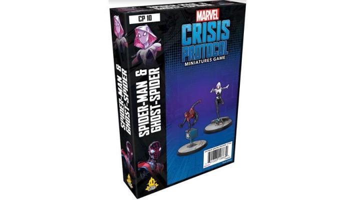 Crisis Protocol - Ghost-Spider & Spider-Man (EN)