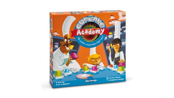 Cupcake Academy (FR/EN)