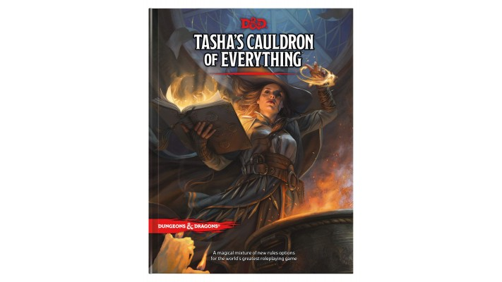 Dungeon & Dragons : Tasha's Cauldron of Everything - BOOK (EN)