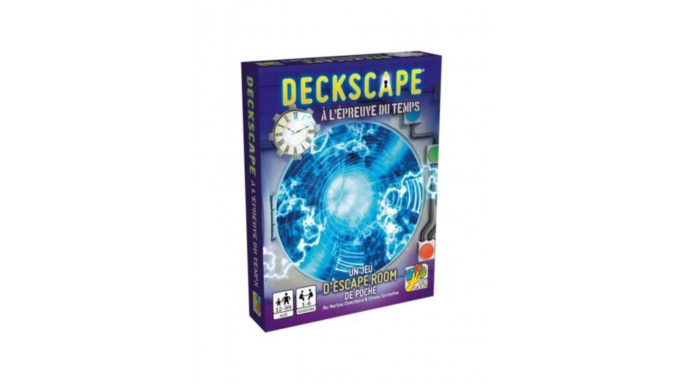 Deckscape - à l'épreuve du temps (FR)