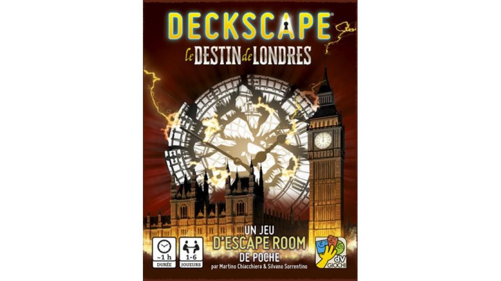 Deckscape - le destin de Londres (FR)