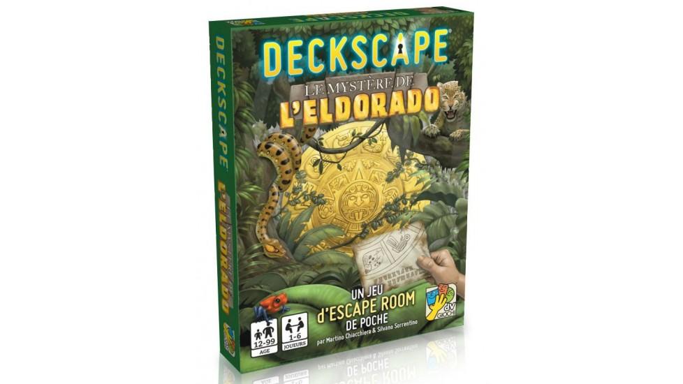 Deckscape - le mystère de l'eldorado (FR)