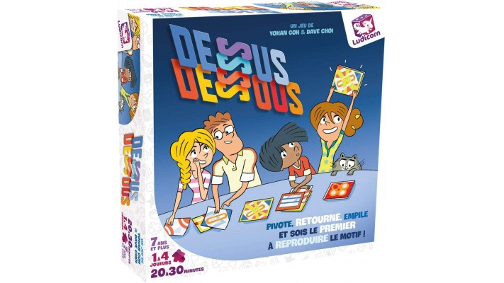 Dessus Dessous (FR)