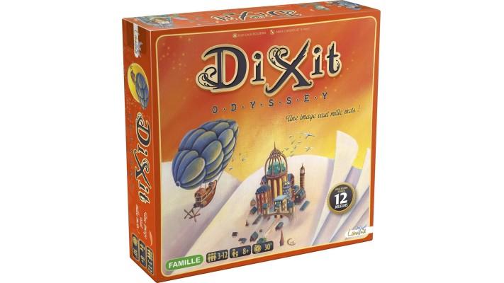 Dixit Odyssey (FR/EN)