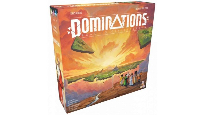 Dominations - Road to civilization (EN)