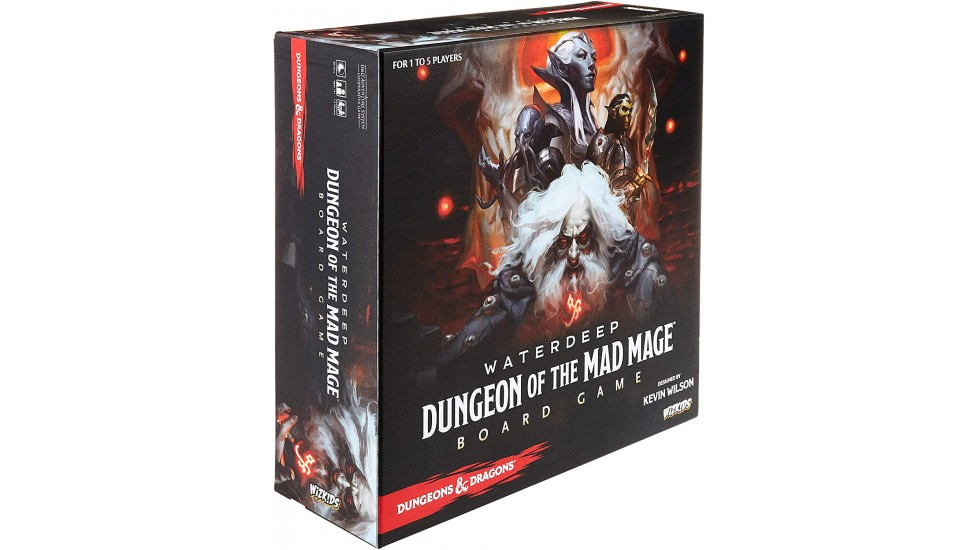 Dungeons & Dragons - Waterdeep Dungeons of the Mad Mage Adventure System Standard