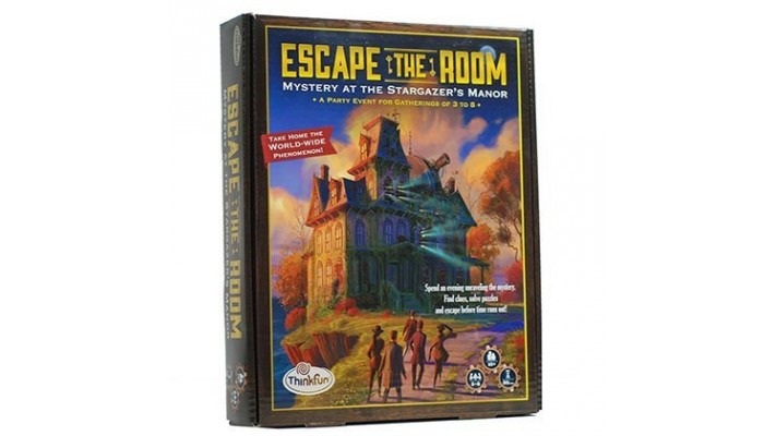 Escape the room - mystère au manoir de l'astrologue (FR)