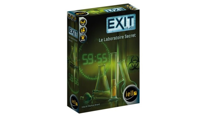 Exit - Le laboratoire secret (FR)
