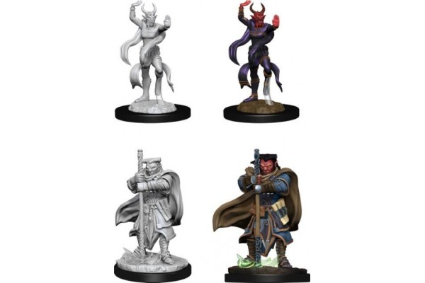 Donjons et Dragons Nolzurs Marvelous Unpainted Hobgoblin Devastator & Iron Shadow