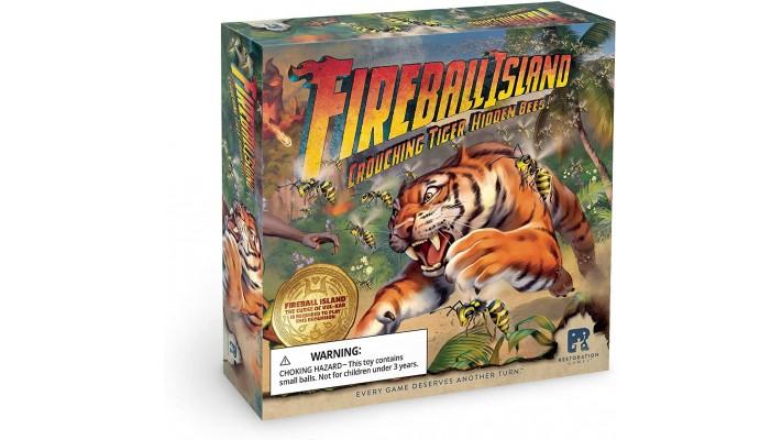 Fireball Island - Crouching tiger, Hidden bees! (EN)