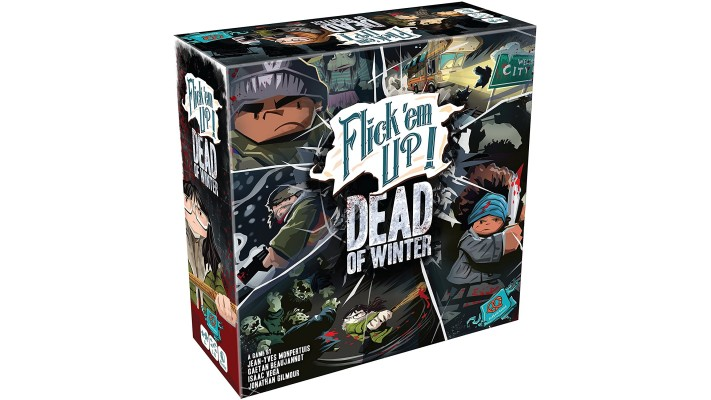 Flick'Em UP! - Dead of Winter (FR/EN)