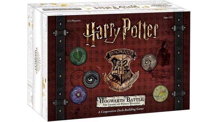 Harry Potter Hogwarts Battle: Charms&Potions Expansion (EN)