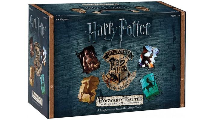 Harry Potter Hogwarts Battle: The Monster Box of Monster Expension