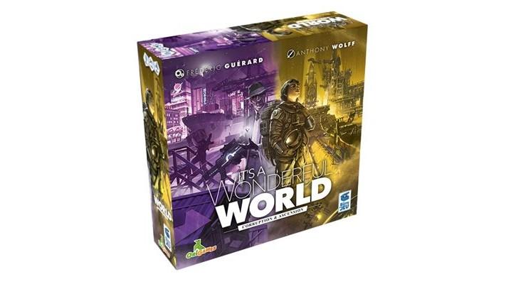It's a Wonderful World - Corruption et Ascension (FR)