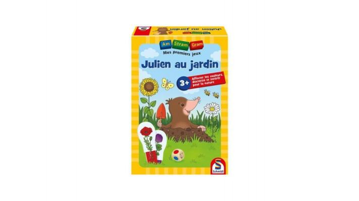 Julien au jardin (FR)