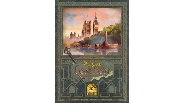 Key to the city: London (FR/EN)