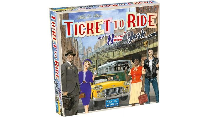 Les Aventuriers Du Rail -  Express - New York