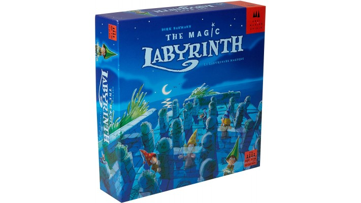 The Magic Labyrinthe (FR/EN)