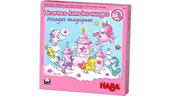 Licornes dans les nuages - Nuages (FR/EN)