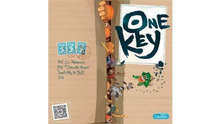 One key (FR)