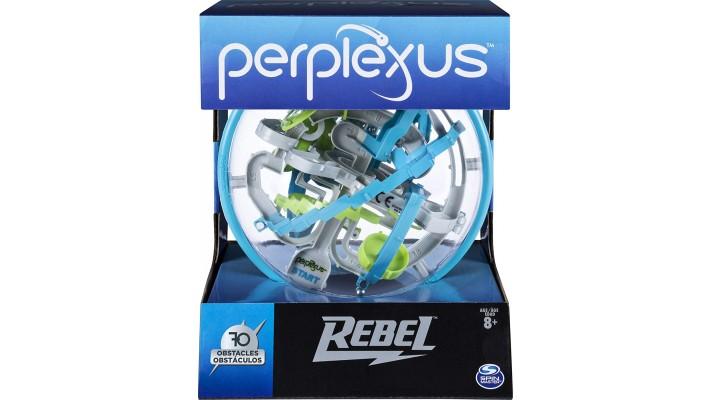 Perplexus - Rebel (FR/EN)