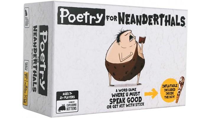 Poetry For Neanderthals (EN)