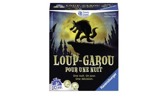 Loups-Garous - Pour une nuit (FR)