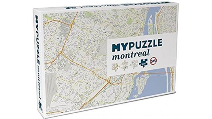 My puzzle Montréal