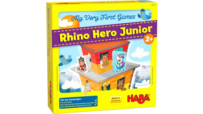 Rhino Hero Junior (FR/EN)