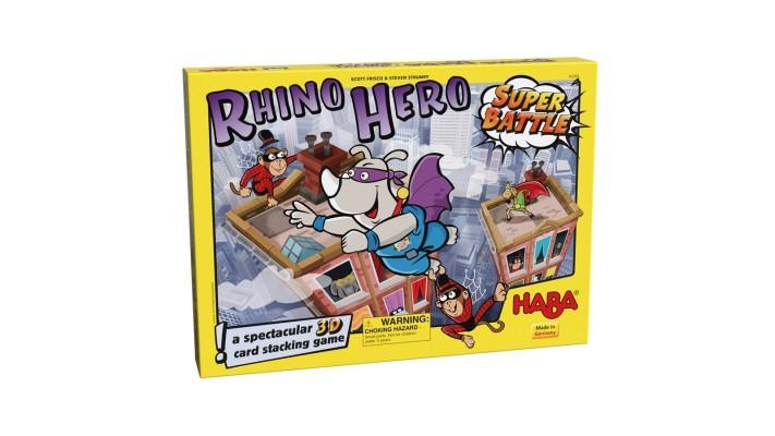 Rhino Héro - Super Battle (FR/EN)