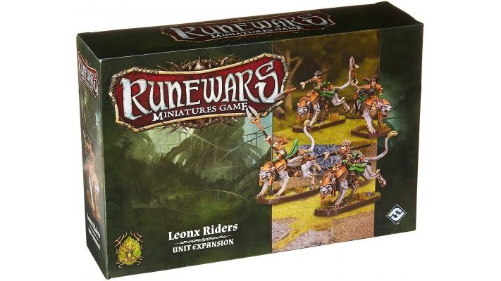 Runewars - Le Jeu De Figurine - Cavalier de Leonx (FR)