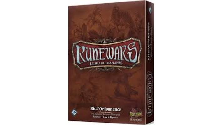 Runewars - Le Jeu De Figurine - Kit d'Ordonnance (FR)