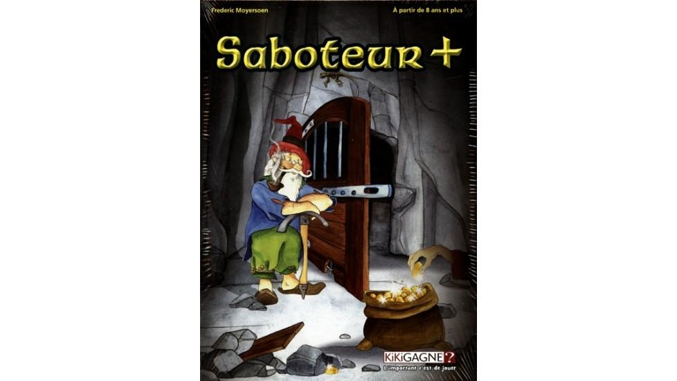 Saboteur + (FR)