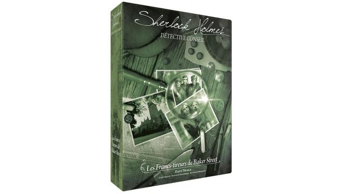 Sherlock Holmes Détective conseil - Les Francs-Tireurs de Baker Street (FR)