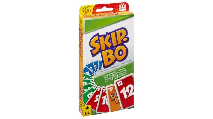 Skip-Bo (FR/EN)