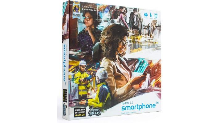 Smartphone Inc. : Update 1.1 (EN)