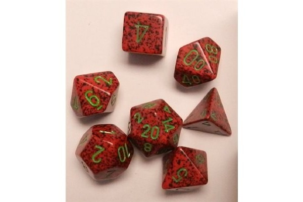 Speckled - 7Pc Strawberry (EN)
