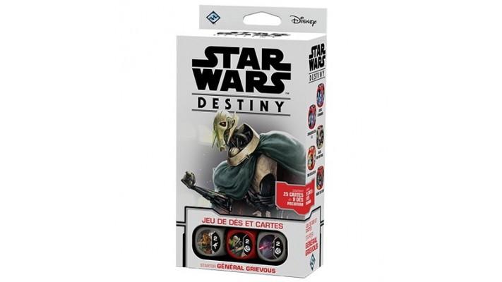 Star Wars Destiny - General Grievous Starter (FR)