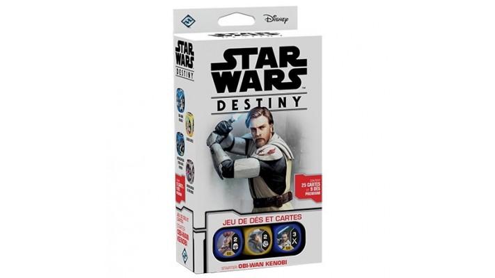 Star Wars Destiny - Obi Wan Kenobi Starter (FR)