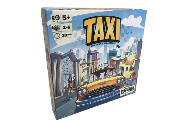Taxi (FR/EN) - Location
