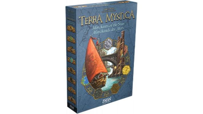 Terra Mystica - Marchands des Mers (FR/EN)