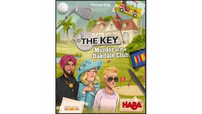 The Key - Murder At The Oakdale Club (FR/EN)