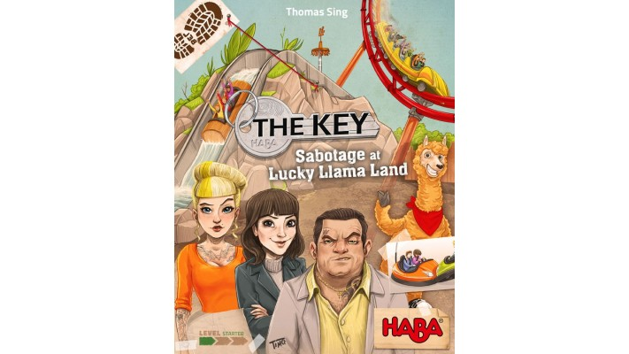 The Key - Sabotage at Lucky Liama Land (FR/EN)
