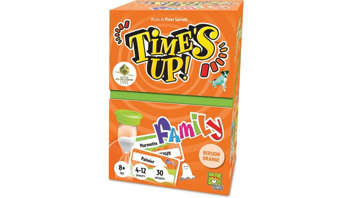 Time's Up! Family 2 (FR)